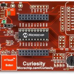 Curiosity Development Board DM164137