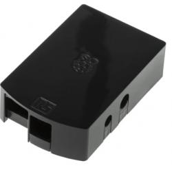 Raspberry Pi Model A Black Case.
