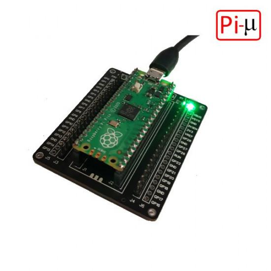 Raspberry Pi Pico Breakout Board