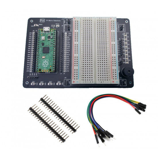 Raspberry Pi Pico Development Board with Raspberry Pi Pico