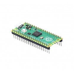 Raspberry Pi Pico With Loose Headers