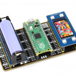 Dual GPIO Expander for Raspberry Pi Pico